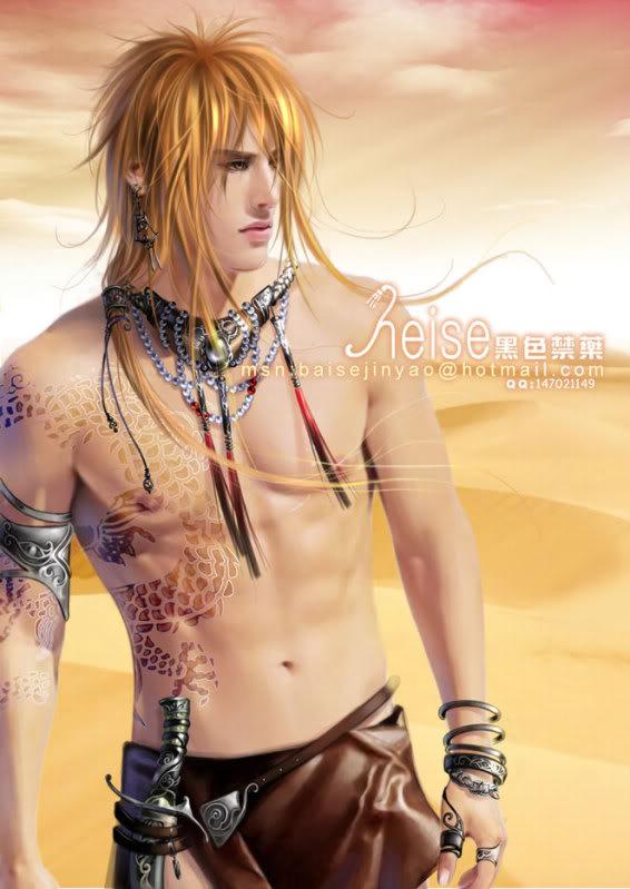 Euh...  Ton... Manteau[Pv Zoku] Desert_emperor__by_heise